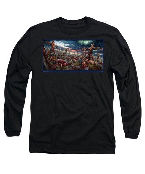 The Sacrifice Long Sleeve T-Shirt by Tony Koehl