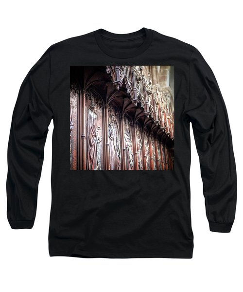 The Saints Of Old Long Sleeve T-Shirt