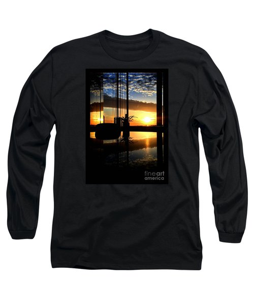 The Scene From A Long Sleeve T-Shirt