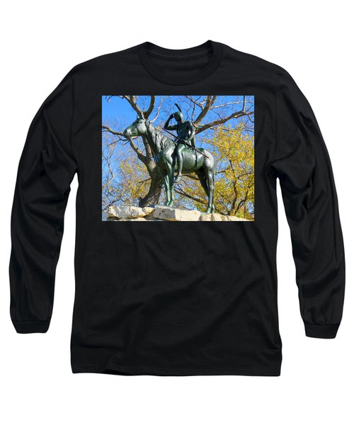 The Scout Long Sleeve T-Shirt by Keith Stokes