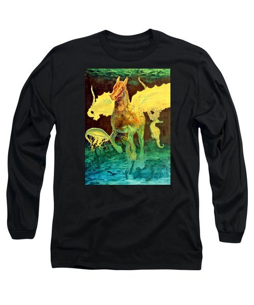 The Seahorse Long Sleeve T-Shirt