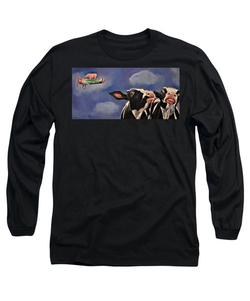 The Second Great Escape Long Sleeve T-Shirt