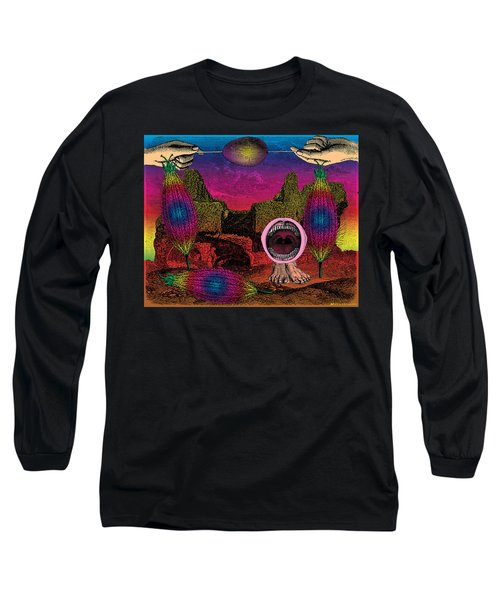 The Seed-pod Song Long Sleeve T-Shirt