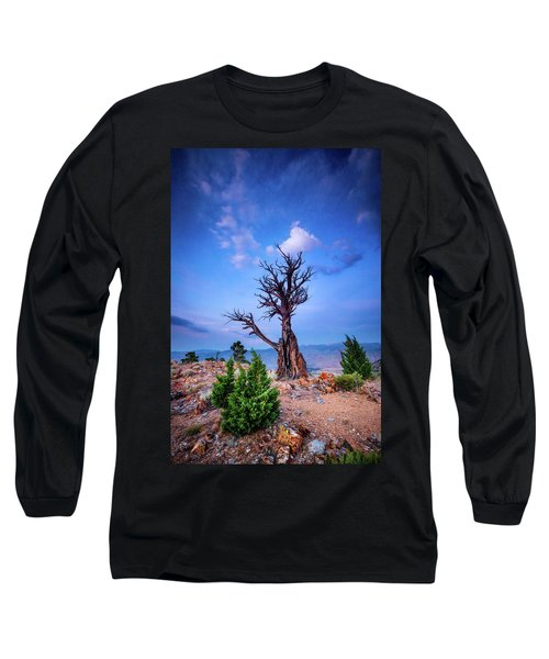 The Sentinel Still Stands Long Sleeve T-Shirt