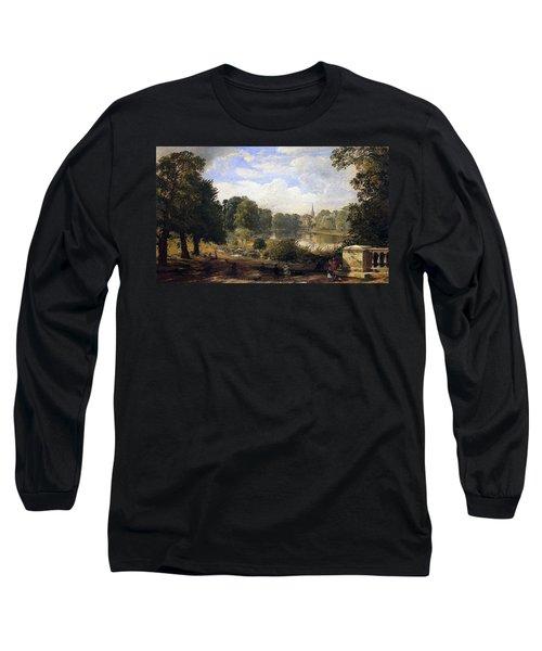 The Serpentine Long Sleeve T-Shirt