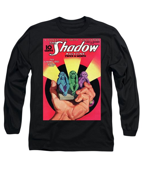 The Shadow The Living Joss Long Sleeve T-Shirt