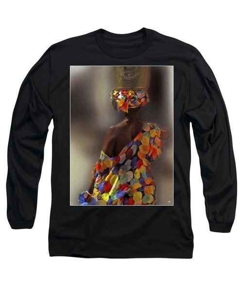 The Shoulder Of Africa Long Sleeve T-Shirt
