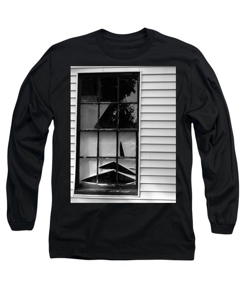 The Shredded Shade Long Sleeve T-Shirt