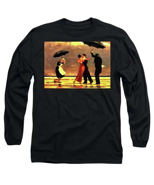 The Singing Butler Long Sleeve T-Shirt
