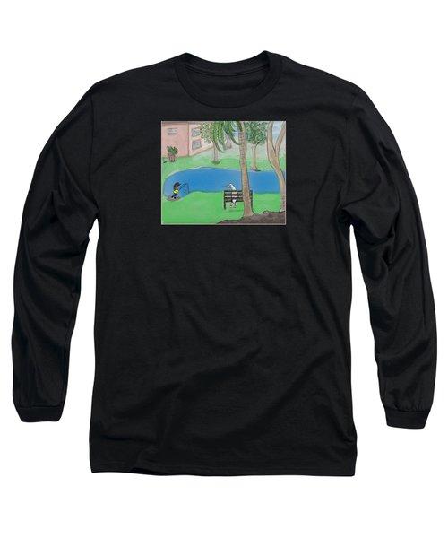 The Sitter Long Sleeve T-Shirt