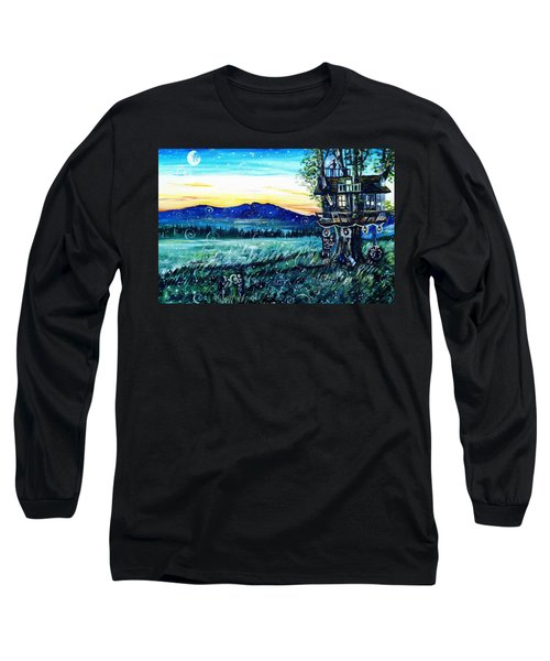 The Sleepover Long Sleeve T-Shirt