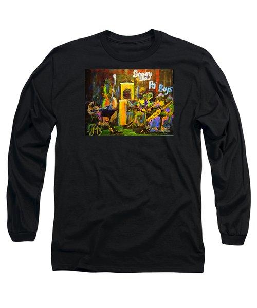 The Soggy Po Boys Long Sleeve T-Shirt