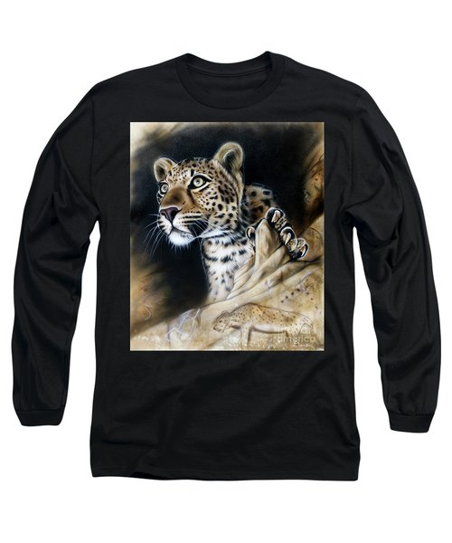 The Source IIi Long Sleeve T-Shirt by Sandi Baker