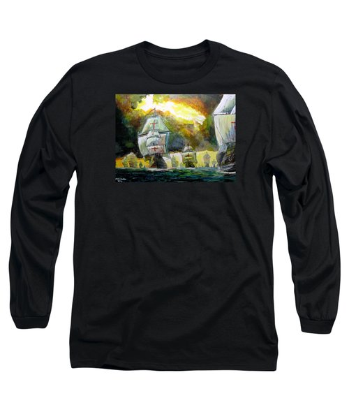 The Spanish Armada Long Sleeve T-Shirt