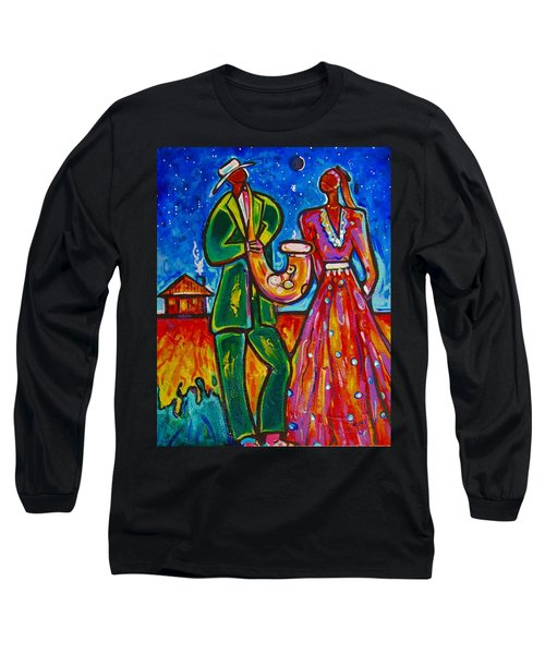 The Spirt Of Memphis Long Sleeve T-Shirt