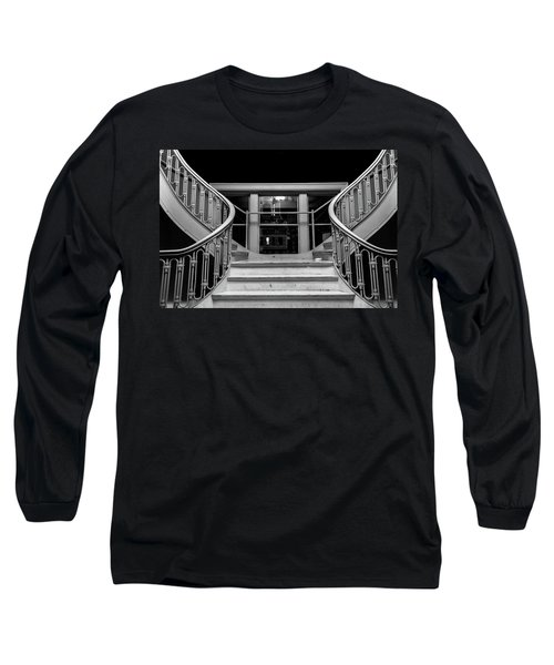 The Stairwell Long Sleeve T-Shirt