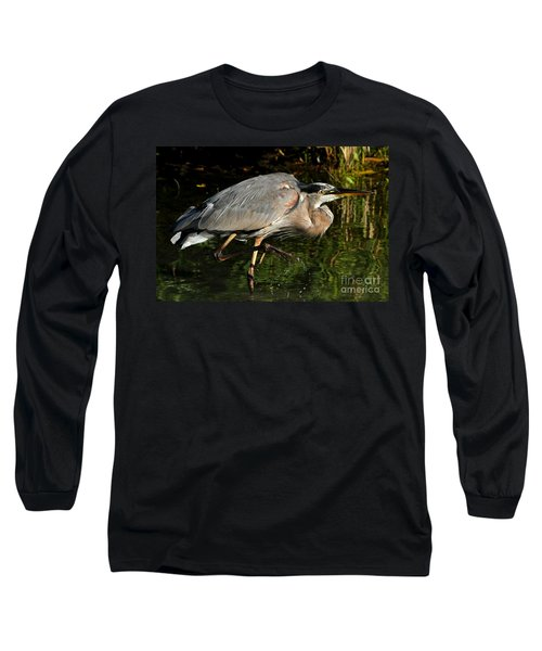 The Stalker Long Sleeve T-Shirt by Heather King