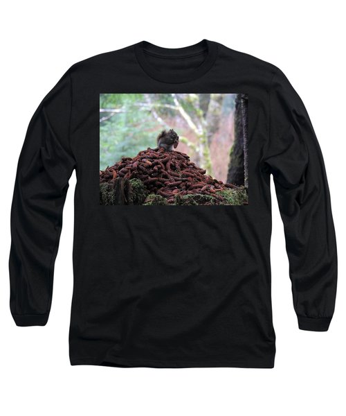 The Stash Long Sleeve T-Shirt by Karen Horn