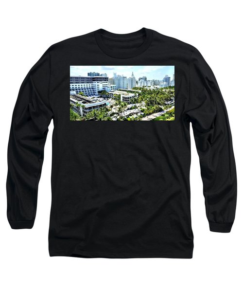 The Stay Long Sleeve T-Shirt