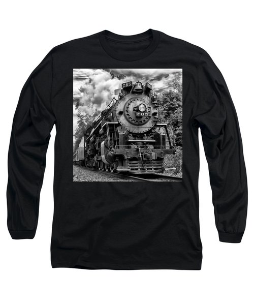 The Steam Age  Long Sleeve T-Shirt
