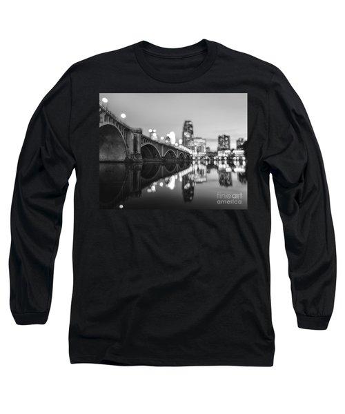 The Central Avenue Bridge Long Sleeve T-Shirt