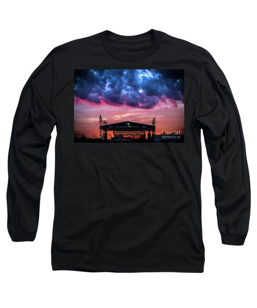 The Stone Pony Summer Stage Long Sleeve T-Shirt by Colleen Kammerer