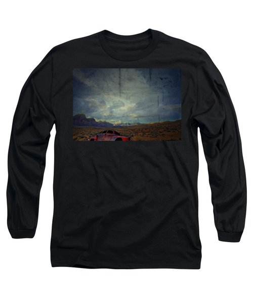 Long Sleeve T-Shirt featuring the photograph The Story Goes On  by Mark Ross