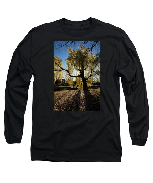 The Sun Goes Through Long Sleeve T-Shirt