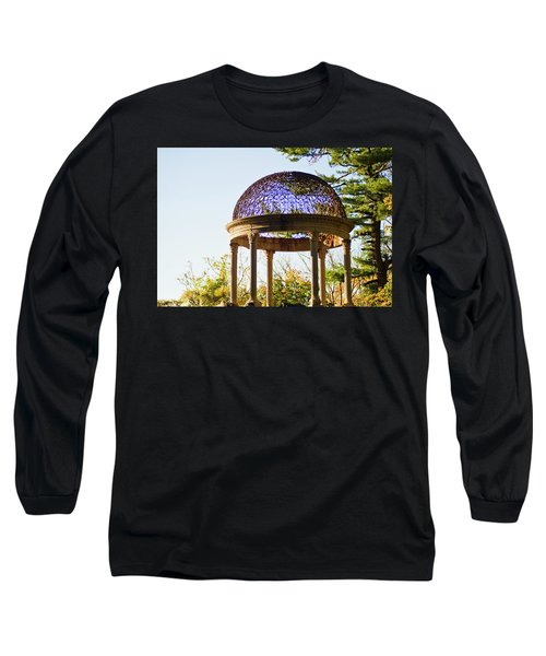 The Sunny Dome  Long Sleeve T-Shirt by Jose Rojas