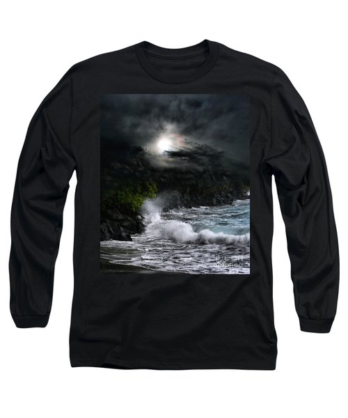 The Supreme Soul Long Sleeve T-Shirt by Sharon Mau
