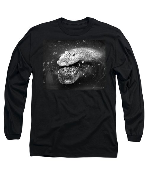The Tao Of Dragons Long Sleeve T-Shirt
