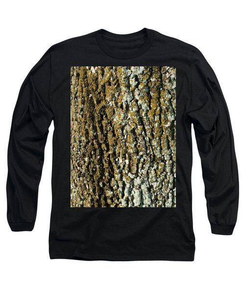 The Texture Is In The Trees2 Long Sleeve T-Shirt