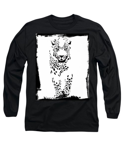 The Three Musketeers - Leopard Long Sleeve T-Shirt