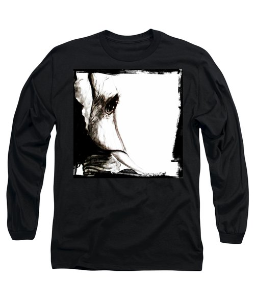 The Three Musketeers - Elephant Long Sleeve T-Shirt