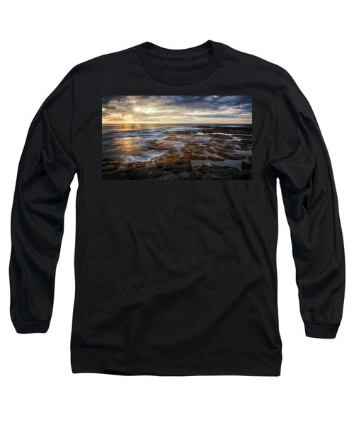 The Tranquil Seas Long Sleeve T-Shirt
