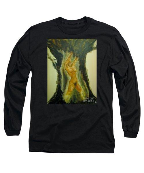 The Tree Oflife Long Sleeve T-Shirt