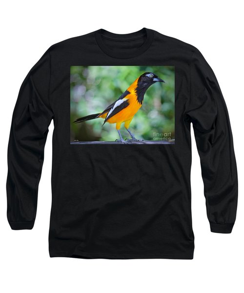 The Troupial Long Sleeve T-Shirt