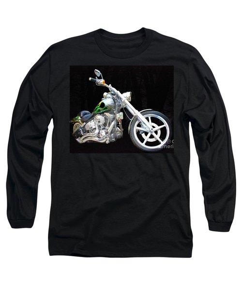 The True Love Of His Life Long Sleeve T-Shirt by Blair Stuart
