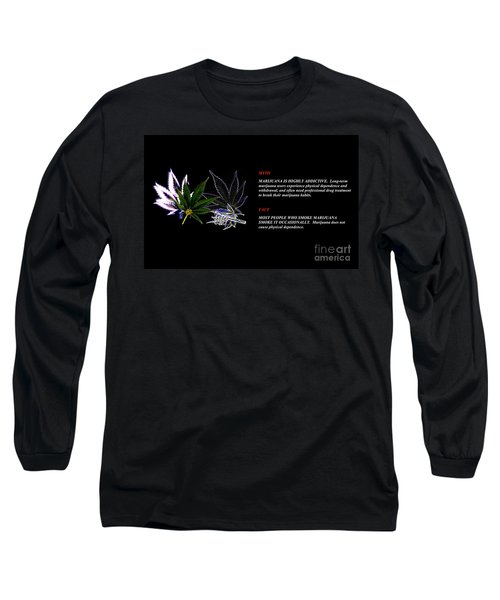 The Truth About Mary Jane Long Sleeve T-Shirt by Jacqueline Lloyd