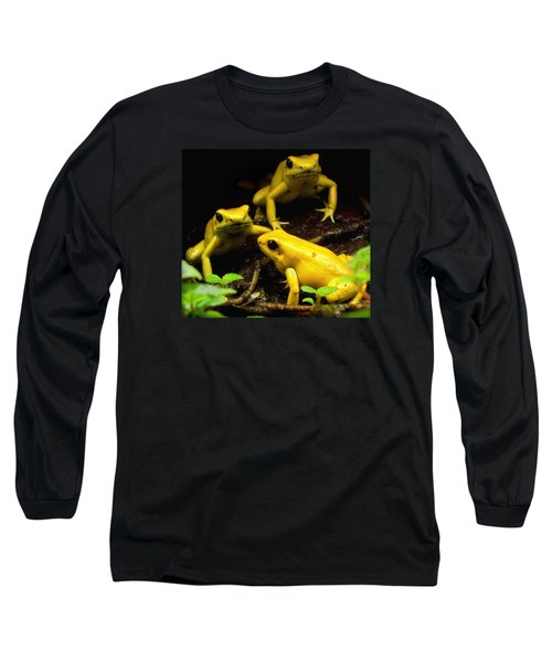 The Untouchables Long Sleeve T-Shirt by David Gilbert