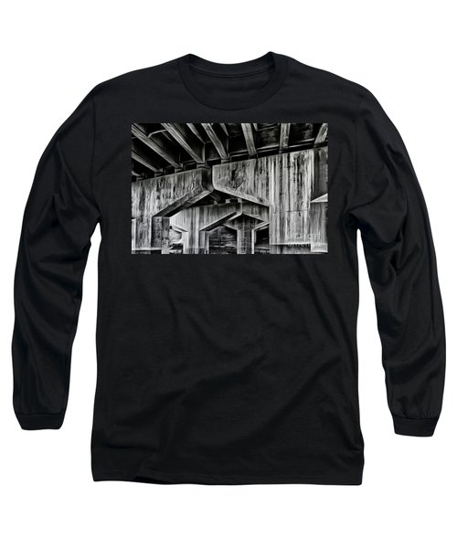 Long Sleeve T-Shirt featuring the photograph The Urban Jungle by Brad Allen Fine Art