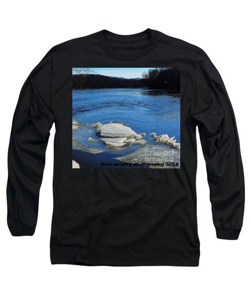 The Vanishing Winter Long Sleeve T-Shirt