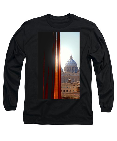 The Vatican Long Sleeve T-Shirt by Valentino Visentini