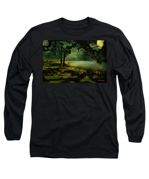 The View From Peter's Bench Long Sleeve T-Shirt