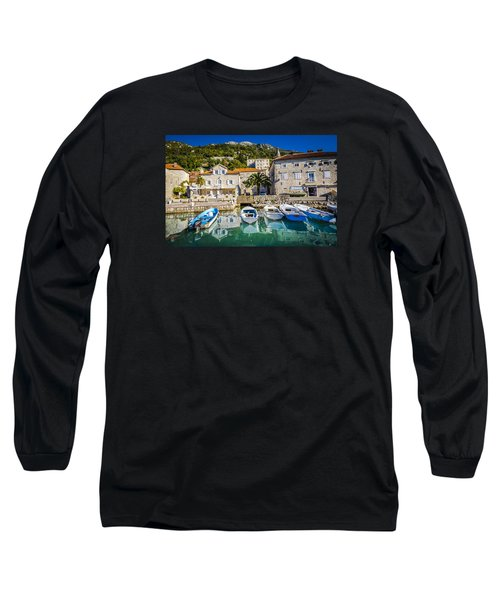 The Waiting Boats Long Sleeve T-Shirt