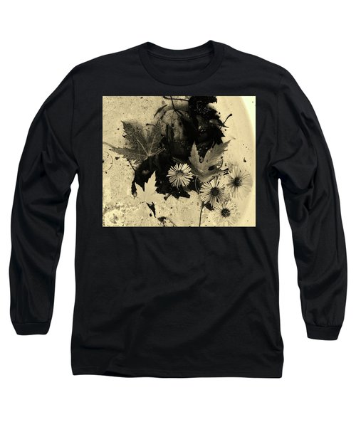 The Waiting Pool Long Sleeve T-Shirt by Mary Ellen Frazee