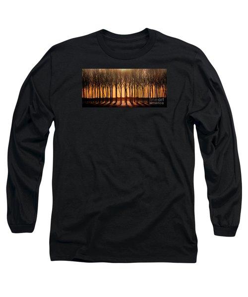 The Walnut Grove Long Sleeve T-Shirt