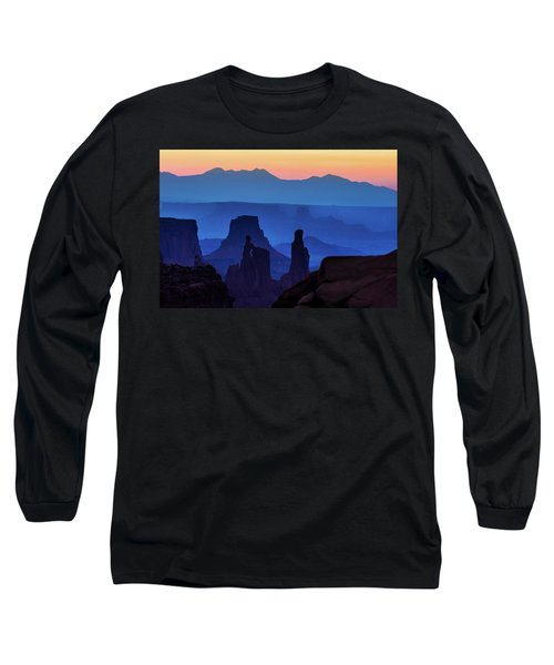 The Washer Woman Long Sleeve T-Shirt