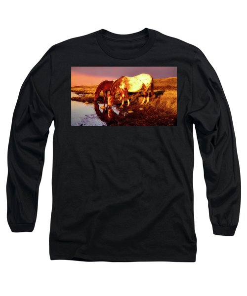 The Watering Hole Long Sleeve T-Shirt