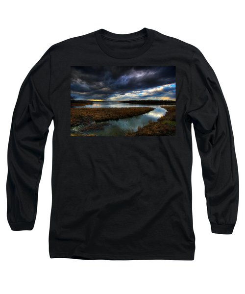 The Way Of The River Long Sleeve T-Shirt